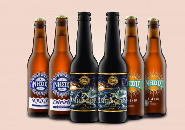 INOFILOS NISSOS Bierpaket