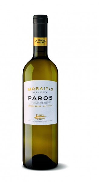 Paros Moraitis POP weiß 2018