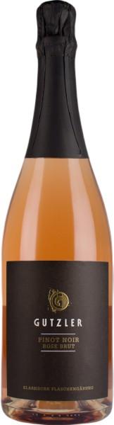 Gutzler Pinot Noir Sekt Rosé brut 2013