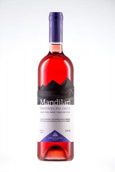 Lyrarakis Mandilaria Rosé 2018