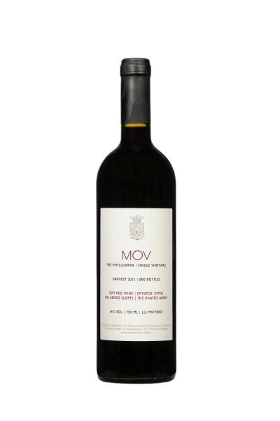 MOV 2015 Mavrodaphne Old Vines